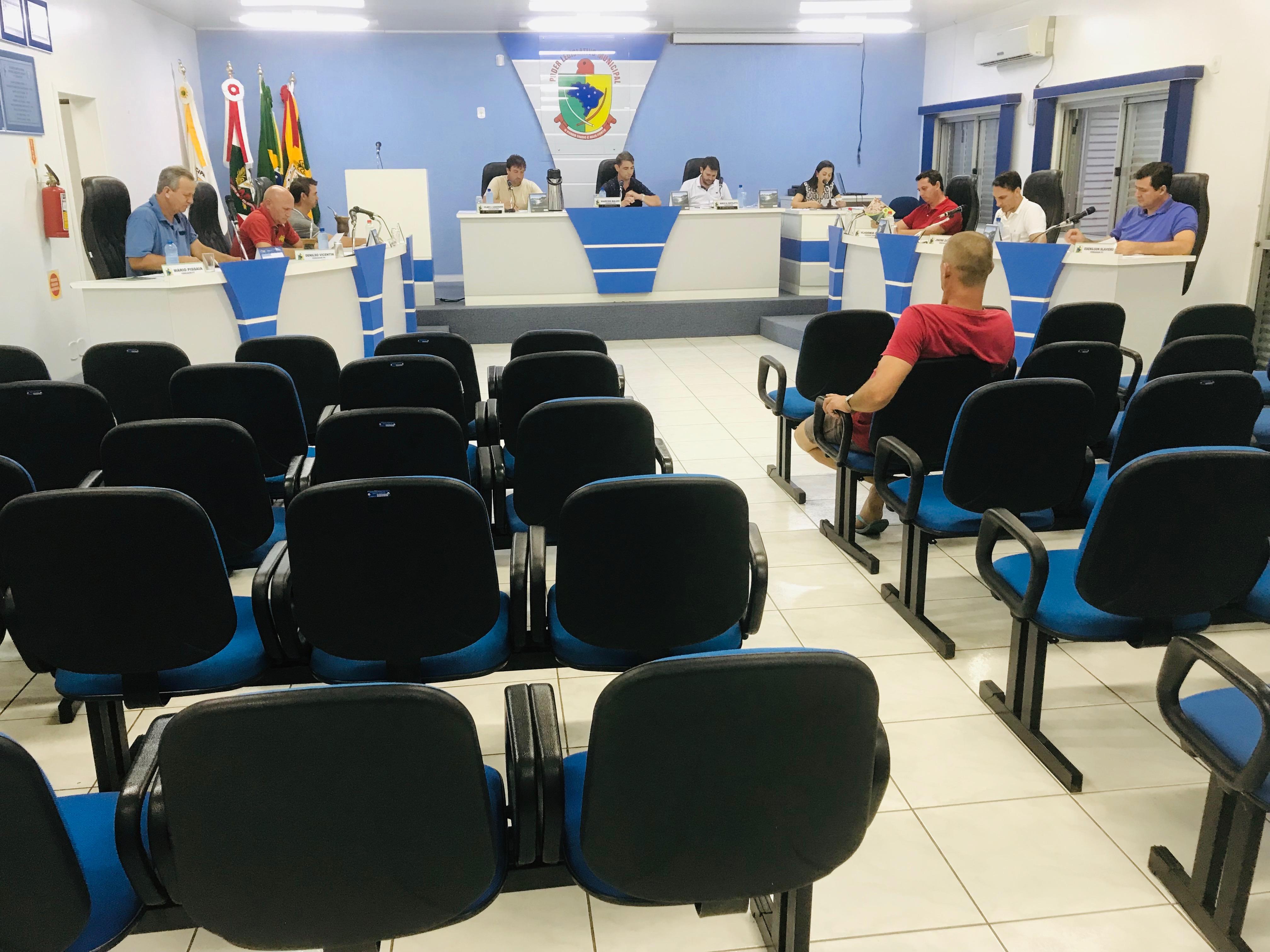 12ª SESSÃO ORDINÁRIA DE 2019