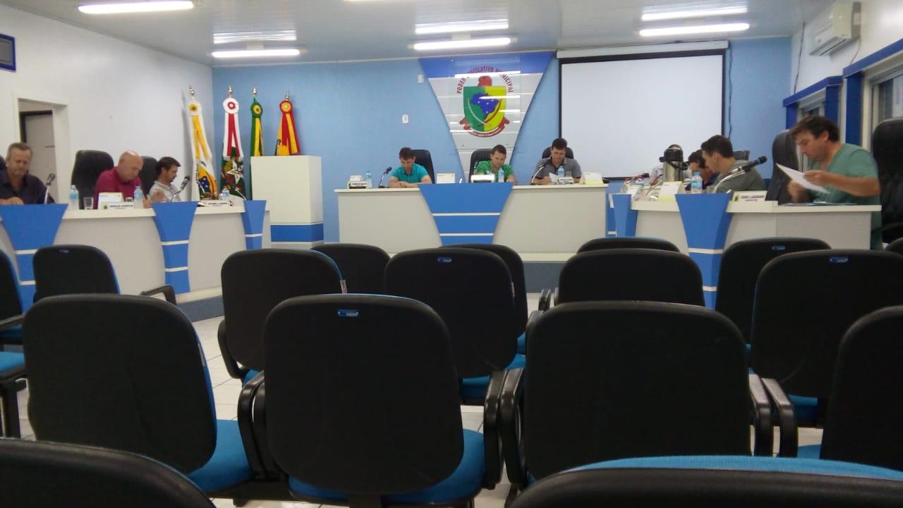 39ª SESSÃO ORDINÁRIA DE 2018