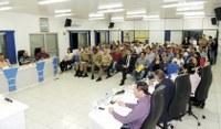 Audiência pública cobra aumento do efetivo policial
