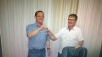 Vice-Prefeito Neri Spessatto assumiu na sexta-feira(15)