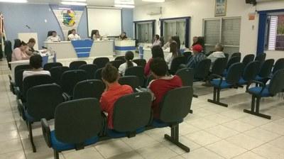 Vereador Marcio Bortoloto assume a presidência no mês de novembro